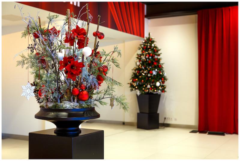 FPFotografie HR WFC kerstdeco 9.1 - Weihnachtsdeko und Weihnachtsbäume