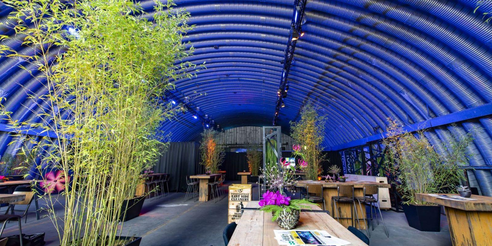 Bas de Boer - Eventstyling Parookaville Festival 2019 : Artistvillage : Backstage : Hangar : Mietmöbel : eventpalnung : eventmanagement : eventdekoration www.basdeboer-eventstyling.de - 092