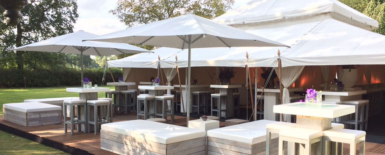 Bas de Boer - Eventstyling für Hochzeiten, Geburtstage, Sommerfeste, Jubiläen - Ausstattung für Veranstaltungen - Eventmöbel, Dekorationen, Pflanzen